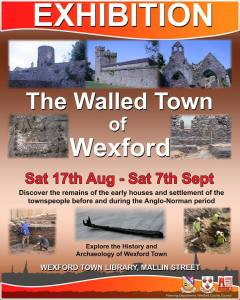 walled town day
