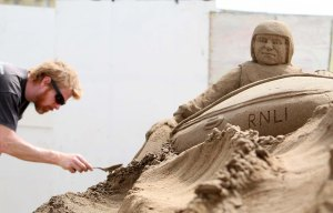 Wexford Sand Sculpting 1