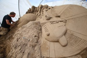 Wexford Sand Sculpting 12
