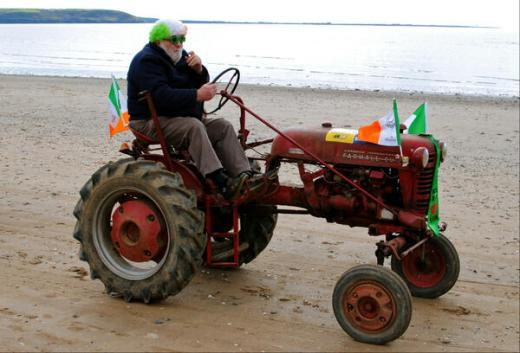 St. Patrick's Day in Wexford