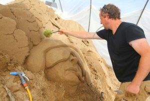 Duncannon Sand Sculpting Festival