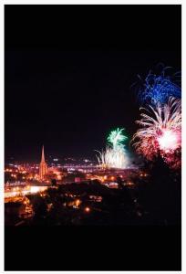 Wexford Opera Fireworks