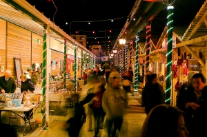 Christmas Market in Wexford by Pat Sheridan