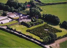Dunbrody Maze