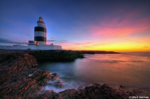 World's oldest operational Lighthouse - Hook Head in Wexford