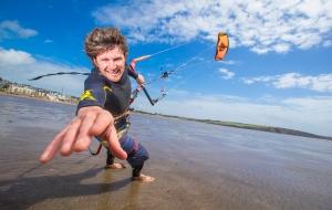 Niall Roche Hooked Kite fest