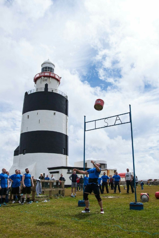 Hook Lighthouse August Bank Holiday 2016