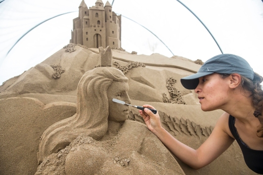 Sand Sculpting festival2